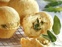 Cheddar Cheese and Herb Muffins recipe