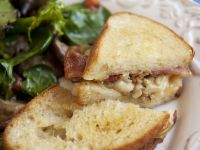 Cheese and Bacon Toastie recipe