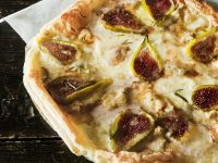 Cheese and Fig Tart with Rosemary recipe