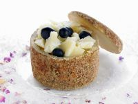 Cheese and Grape Platter recipe