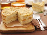 Savoury Potato Layer Gateau recipe