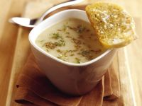 Cheese Broth with Spices recipe