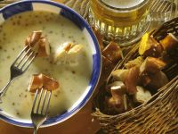 Cheese Fondue with Beer recipe