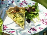 Cheese Quiche recipe