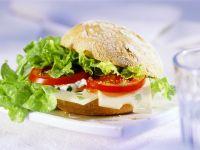 Cheese Sandwiches with Tomato recipe