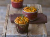Cheese Soufflé with Pumpkin recipe