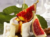 Cheese with Figs and Honey recipe