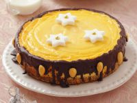 Cheesecake with Chocolate Topping recipe