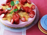 Cheesecake with Fruit recipe