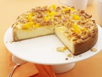 Cheesecake with Oranges