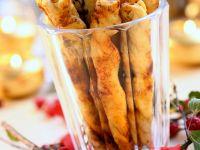 Cheesy Bread Sticks recipe