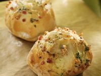 Cheesy Dinner Rolls recipe