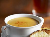 Cheesy English-style Bisque recipe