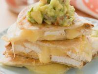 Cheesy Mexican Quesadillas recipe
