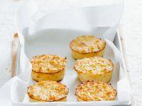 Cheesy Potato Muffins recipe
