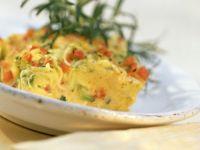 Cheesy Semolina recipe