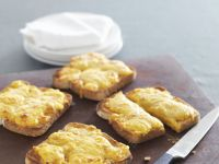 Cheesy Toasts recipe