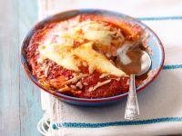 Cheesy Tortilla Bake recipe