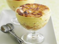 Cherry and Custard Trifle recipe