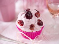 Cherry Berry Muffins recipe