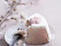 Cherry Blossom Sponge Cake recipe