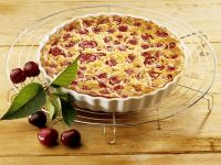 Cherry Bread Pudding recipe