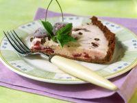 Cherry Cheesecake Tart recipe