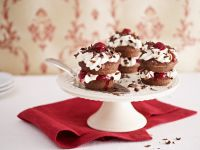 Cherry Chocolate Muffins recipe