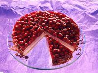 Cherry Cream Cake recipe