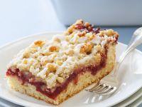 Cherry Crumble Cake recipe