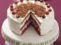 Cherry Gateau recipe
