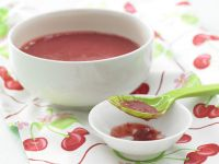 Cherry Porridge with 7-Grain Cereal