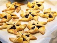 Cherry Puff Pastry Pinwheels recipe
