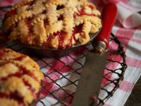 Two Fruit Lattice Tartlets recipe
