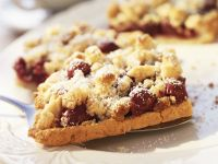 Cherry Streusel recipe