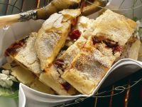 Cherry Strudel Swirl recipe