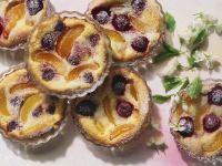 Cherry Tartlets recipe