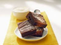 Chestnut Cake recipe