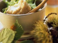 Chestnut-Potato Puree recipe