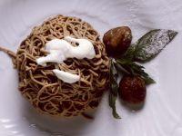 Chestnut Purée recipe