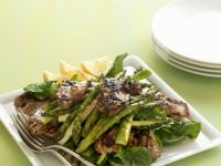 Chicken and Asparagus Spear Salad recipe