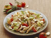 Chicken and Bean Sprout Salad recipe