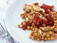 Chicken and Chickpea Stew recipe