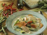 Chicken and Coconut Milk Soup recipe