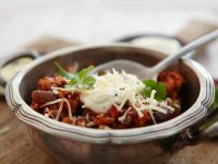 Chicken and Kidney Bean Chili recipe