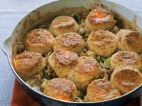 Chicken and Leek Casserole recipe