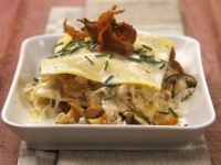 Chicken and Mushroom Lasagne recipe
