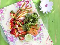 Chicken and Papaya Salad recipe
