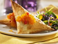 Chicken and Potato Curry Puffs recipe