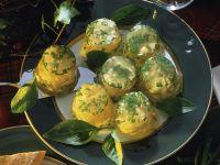 Chicken and Shallot Aspic recipe